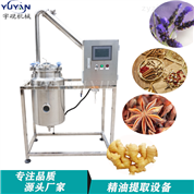 实验型蒸馏提取精油设备