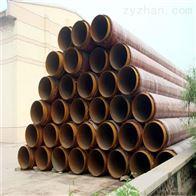 管径529钢套钢架空蒸汽保温管