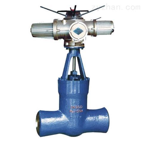 Z960Y/Z961Y-250 Z960Y/Z961Y-320高温高压焊接电动闸阀