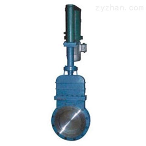 DMZ273X、DMZ273F、DMZ273H、DMZ273Y型电液动暗杆式刀型闸阀(暗