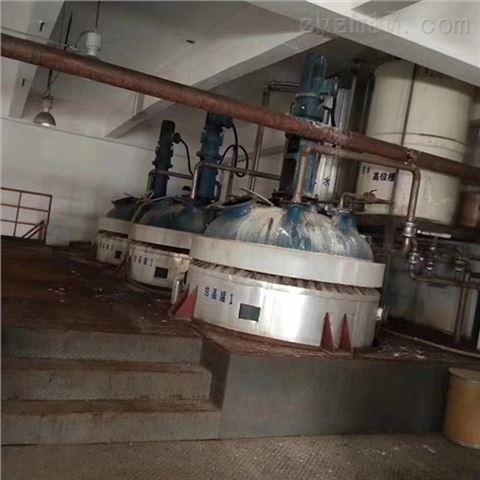 广东省二手搪瓷反应釜