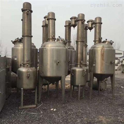 回收二手降膜蒸发器