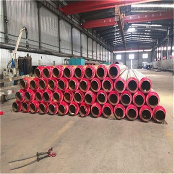 聚氨酯高温蒸汽防腐保温管道
