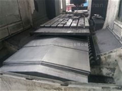 重庆导轨钢板防护罩