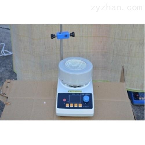 数显磁力电热套搅拌器