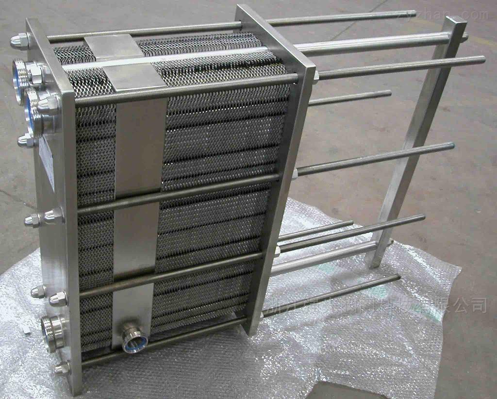 制药板式换热器