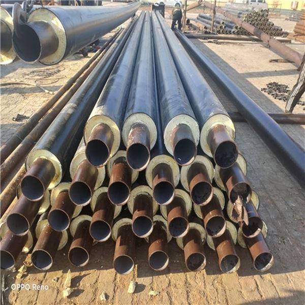 管径426聚氨酯地埋热力保温管
