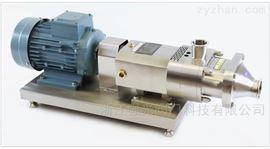 QGSLGP-3卫生级双螺杆泵
