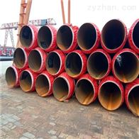 管径133聚氨酯发泡保温管道