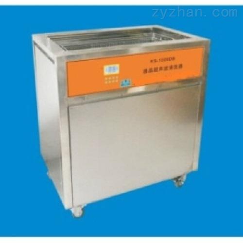 单槽式液晶超声波清洗机