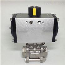 Q611F-16气动内螺纹球阀