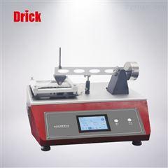 DRK608A紡織品機織物接縫處摩擦法紗線抗滑移測試儀