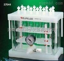 SigmaAldrich 12管防交叉污染真空固相萃取裝置(部件號:57044)
