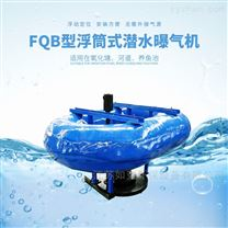 如克浮筒式潜水曝气机