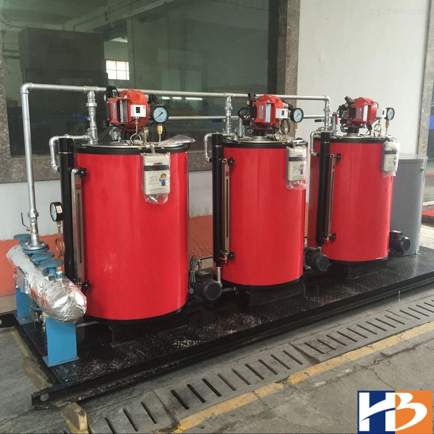 0.3吨蒸汽燃油锅炉