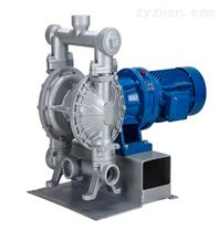 DBY铝合金第三代电动隔膜泵