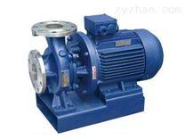 ISWH臥式不銹鋼管道泵