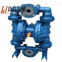 QBY襯氟F46氣動隔膜泵