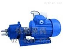 WCB-S微型齿轮式输油泵