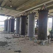 供应30台二手石墨块冷凝器 石墨换热器