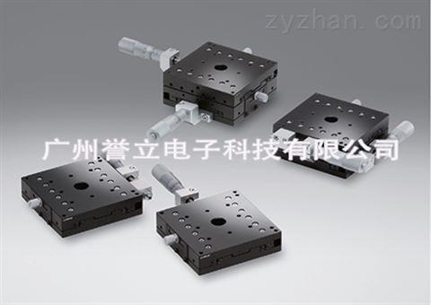 XY轴铝合金十字交叉滚柱导轨平台 100mm
