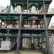 出售一套全自动控制2吨钛材强制循环蒸发器