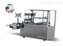 氣動式全自動透明膜三維包裝機