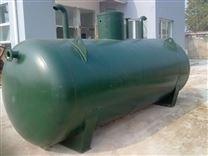 地埋式一体化净水设备