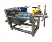 CXAS-4型板框压滤机