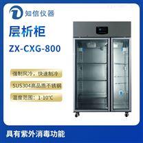 上海知信层析柜ZX-CXG-800