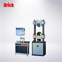 WEW双立柱微机屏显式金属材料力学性能试验机