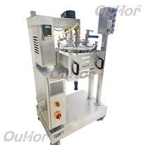 可配多种混合搅拌器的真空乳化反应釜
