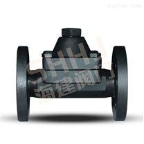 CS47法兰双金属片疏水阀
