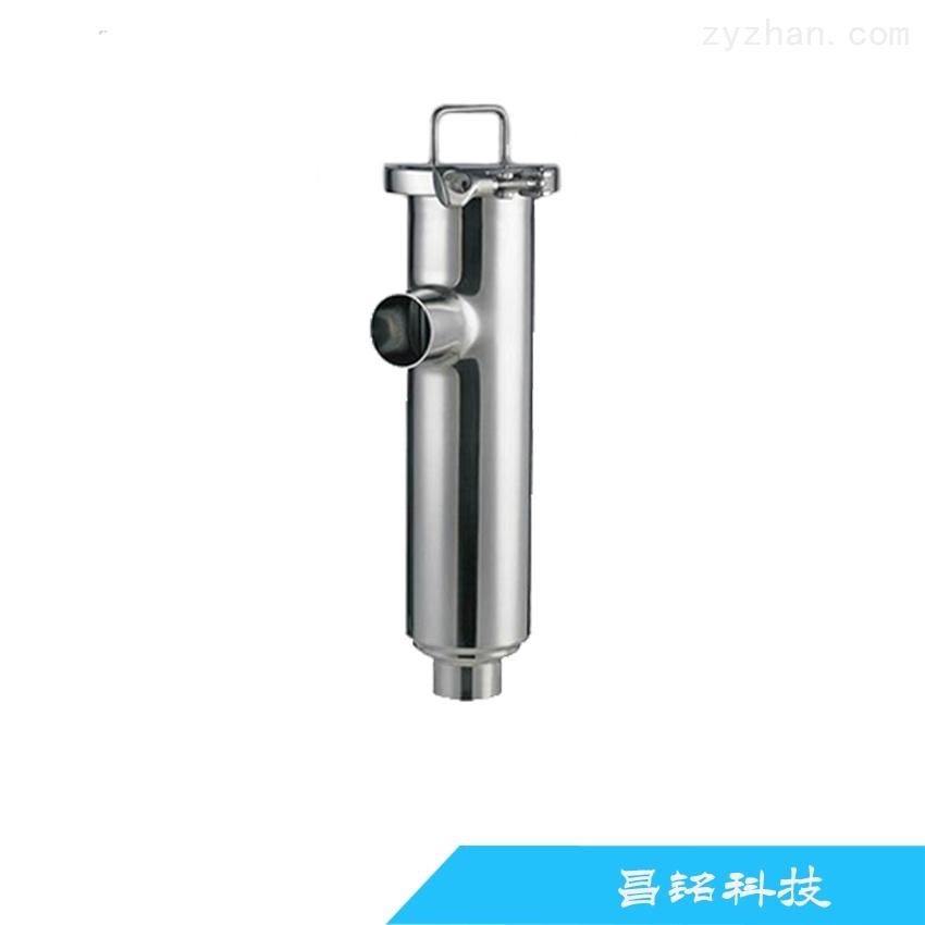 卫生级微孔管道过滤器