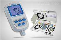 上海三信SX736便攜式pH/電導率/溶解氧儀