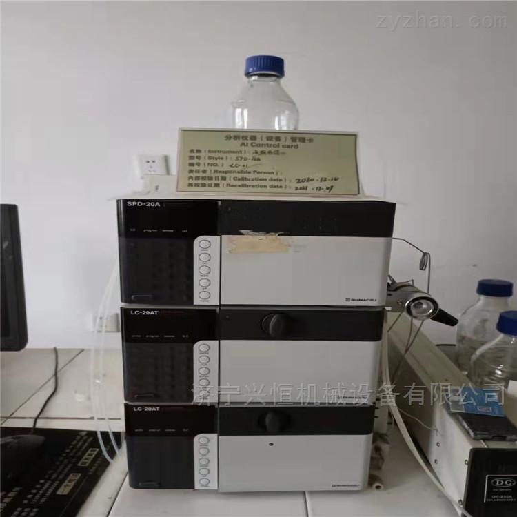 二手岛津20A液相色谱仪 化工实验设备