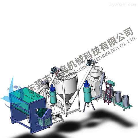 塑料立式搅拌机