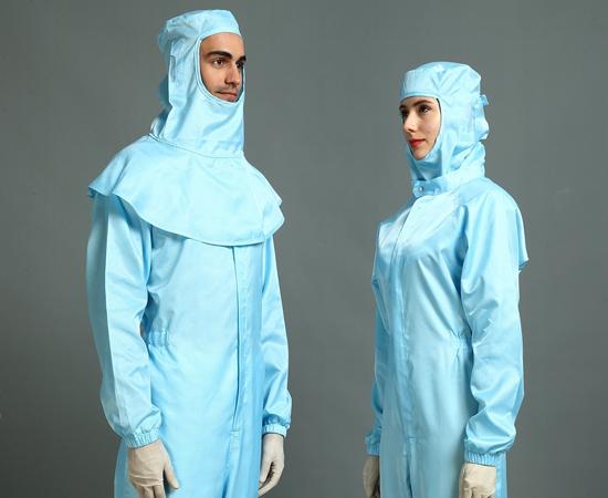 好搭档制药洁净服、防护服可满足各等级车间需求