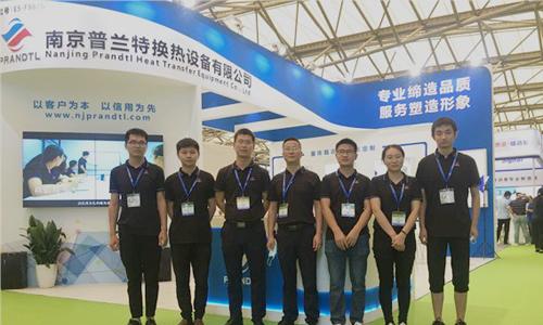 聚焦化工市场,众多换热器品牌亮相CTEF 2021