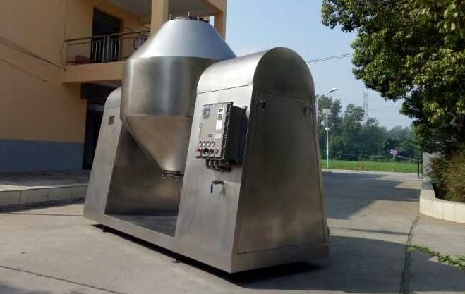 双锥真空干燥机使用特性主要表现在这四点