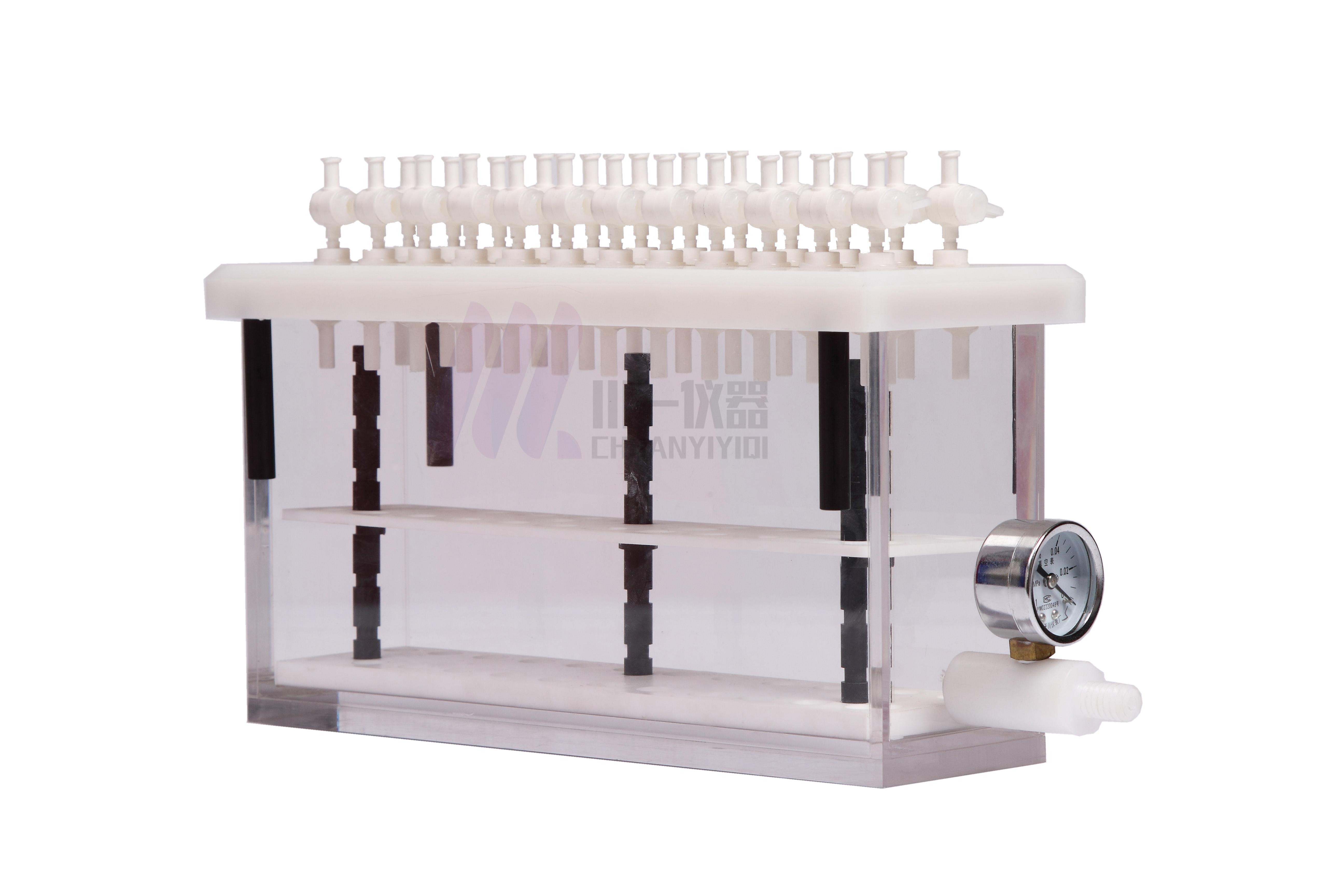 固相萃取技术在水体分析中的应用