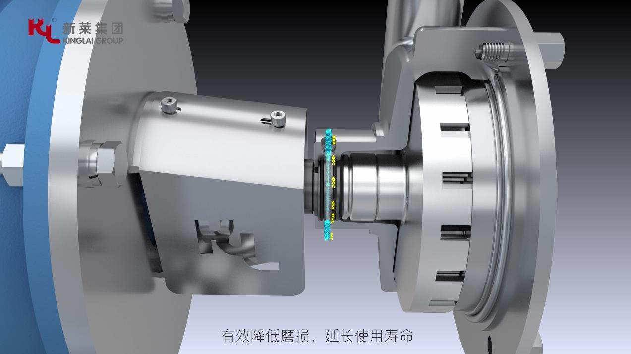 新莱集团-J系列剪切泵动画展示