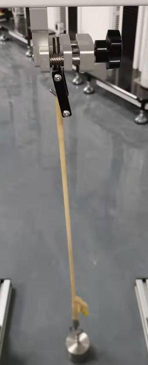 导尿管强度试验装置